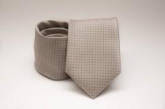 fafba437c9 Prémium nyakkendő - Drapp aprópöttyös Apa-fia szett