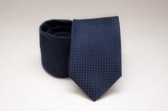 ecbace36d0 Prémium nyakkendő - Sötétkék aprópöttyös Apa-fia szett