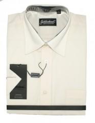 Goldenland rövidujjú ing - Ecru Rövidujjú ingek